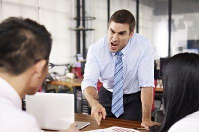 Jefes enojados: ¿Actuar con dureza es lo más eficaz para corregir un error?
