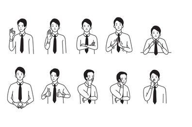 Lenguaje corporal: Comprender bien lo que no se dice - Mauricio Cohen Salama