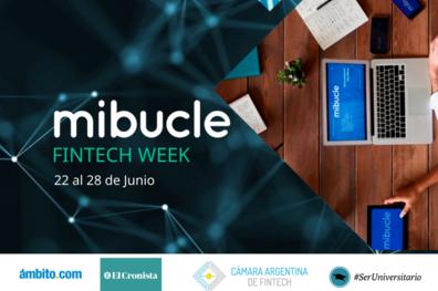 Ya llega la Fintech Week - Mibucle