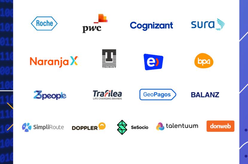 Estas empresas estarán en la Tech Week 2020 - Mibucle