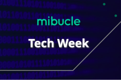 Tech Week 2020, el evento del año  - Mibucle
