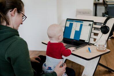 El desafío de ser mamá y trabajar - Mariana Btesh