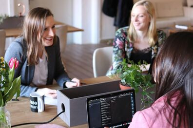 ¿Qué destacan las mujeres en los líderes? - Mibucle
