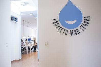 Capacitador para programas de Alto Impacto - Proyecto Agua Segura
