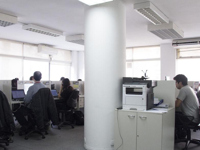 Softtek - Espacios de Trabajo