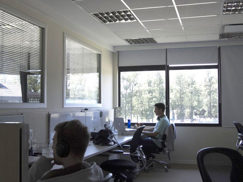 Pilar, Argentina - Espacios de Trabajo