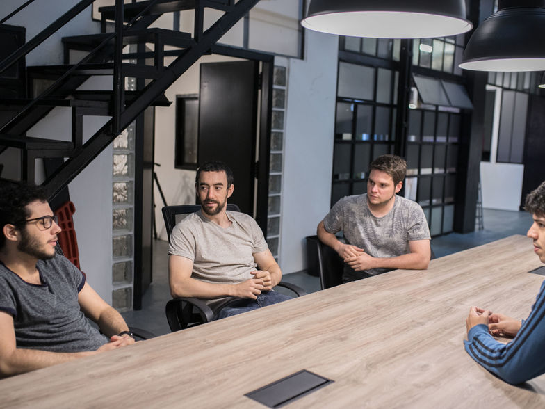Plataforma 5 - Reunión de Trabajo