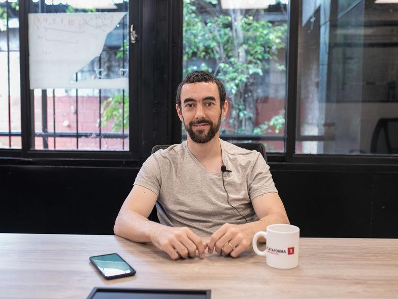 Plataforma 5 - CEO