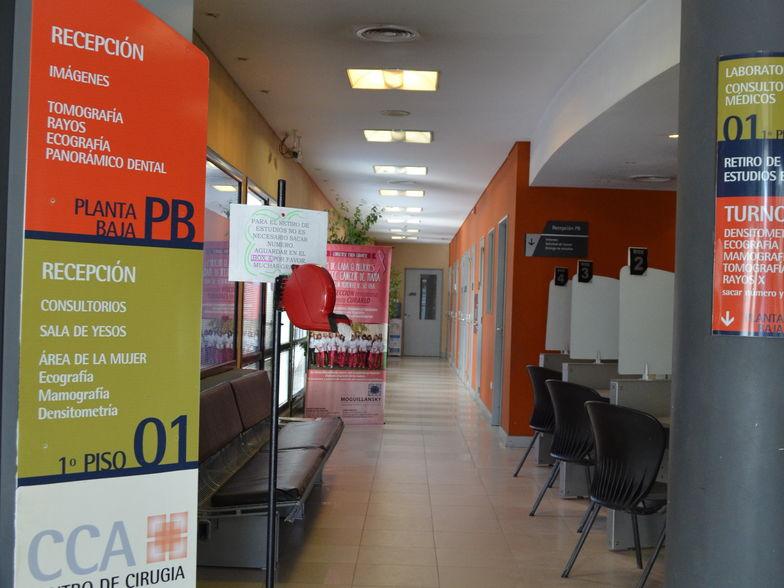 Clinica Moguillansky - Espacios de Trabajo