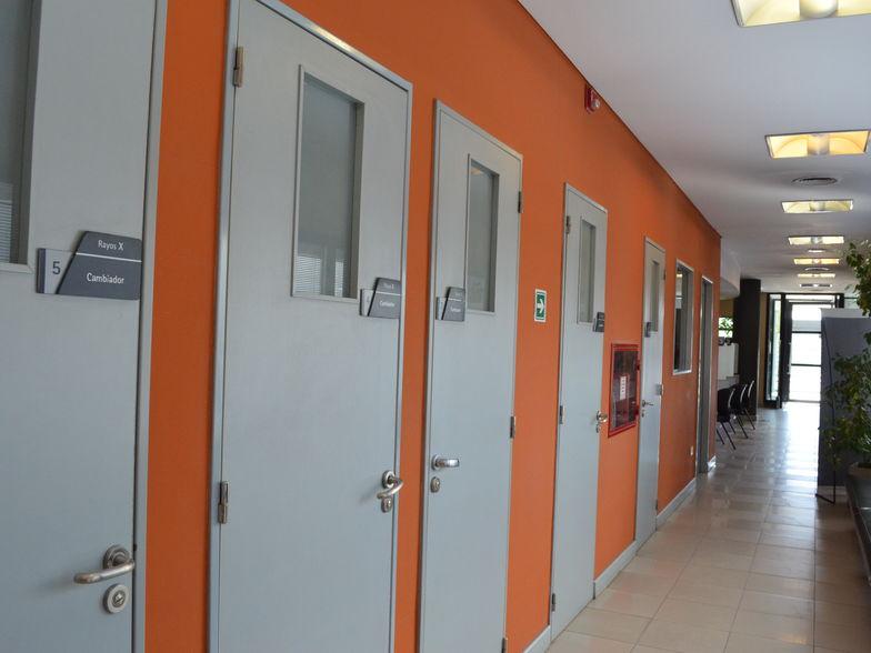 Clinica Moguillansky - Lugar de trabajo