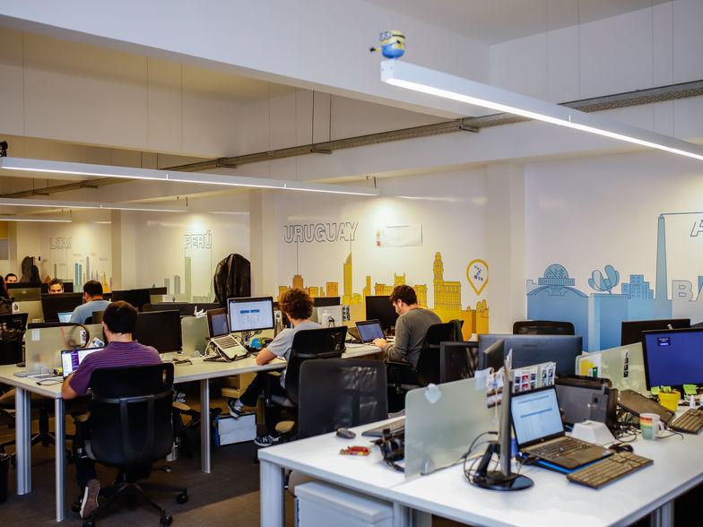 Zetech - Lugar de trabajo