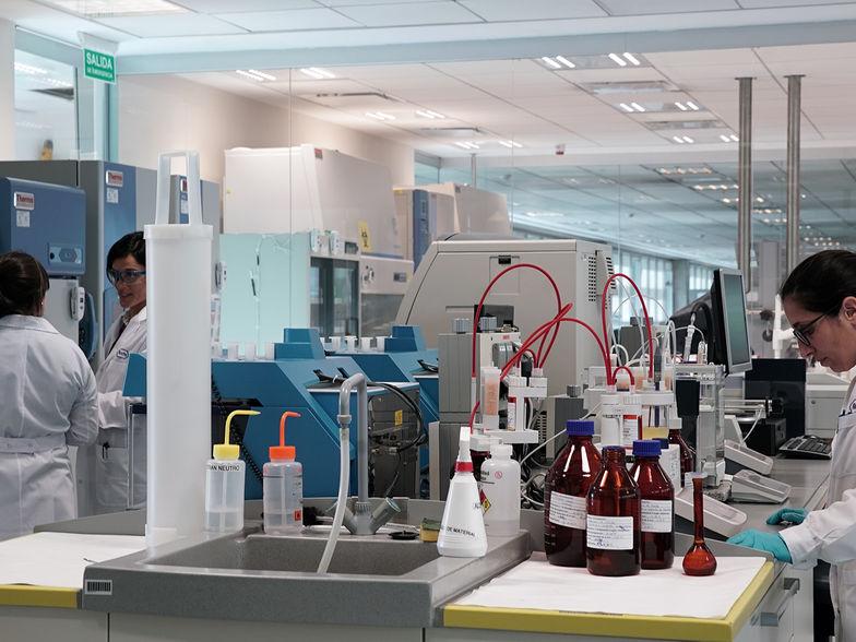 Argentina - Laboratorio médico