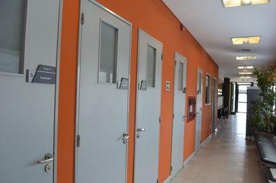 Asistente de recepción - Clinica Moguillansky
