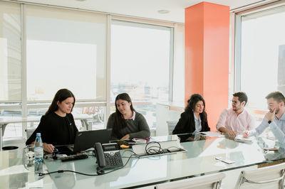 Secretaria administrativa - PwC Argentina