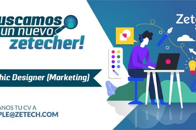 Graphic Designer (Marketing) - Zetech
