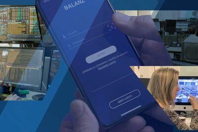 Front-end - Balanz