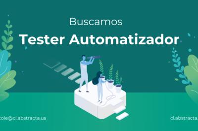 Tester Automatizador - Abstracta