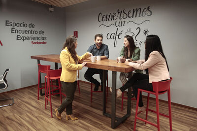 Analista BI - Santander Chile