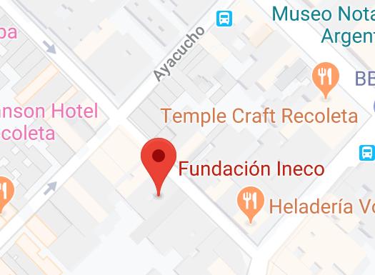 Ubicación INECO